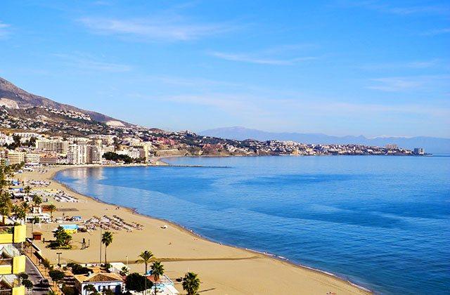 Un turista británico se ahoga en la Costa del Sol mientras nada en la popular playa de los expatriados