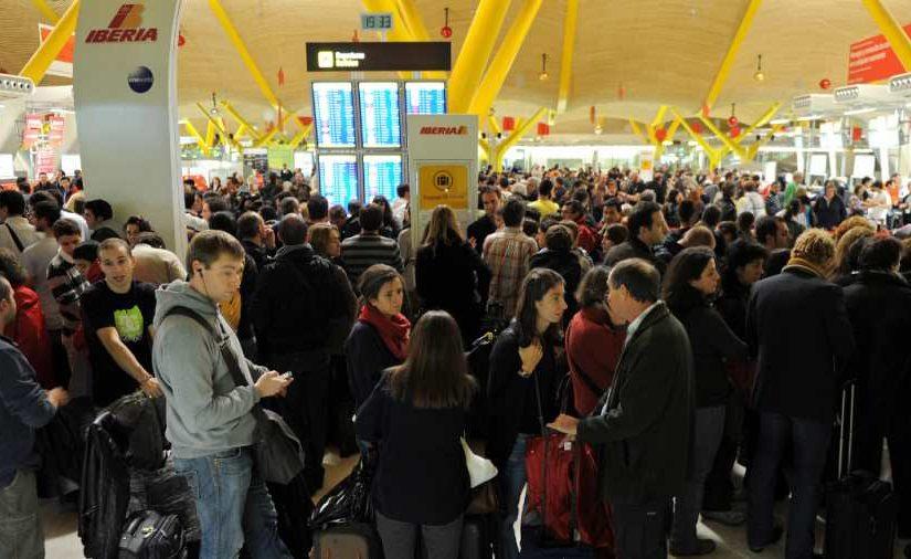 El aeropuerto de Madrid se enfrenta a la final de la Liga de Campeones con 150.000 hinchas británicos a punto de llegar a España