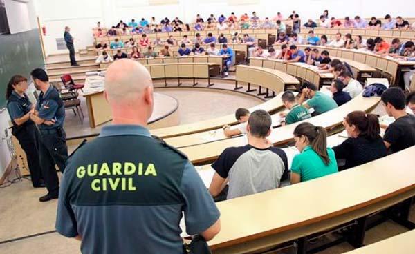 Preparar las oposiciones a Guardia civil con Campus Training