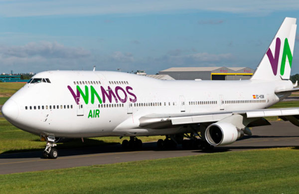 aerolínea Wamos Air