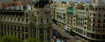 códigos postales de Madrid