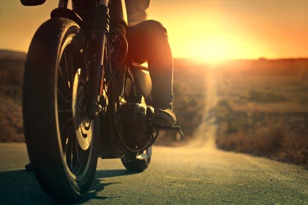 andar en moto con responsabilidad