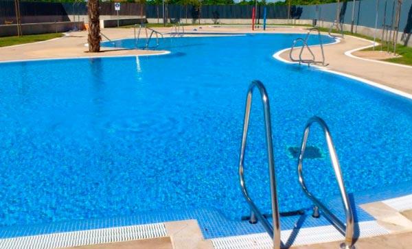 optimizar las condiciones de la piscina