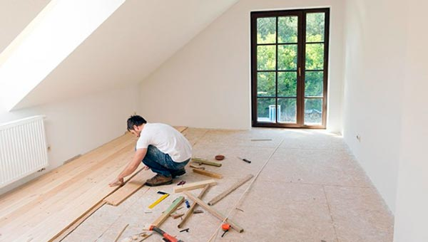reforma casa en Zaragoza