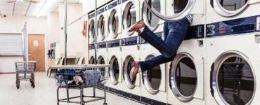lavadoras industriales grandes cantidades de ropa