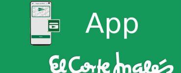 app del corte inglés